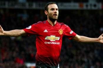 Mata declares 'love' of Premier League as Man Utd deal runs down