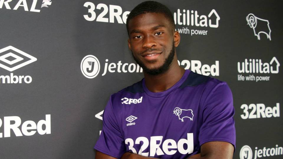 Fikayo Tomori, Derby County