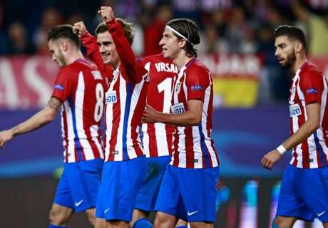Atlético, ocasión única para vencer al FCB