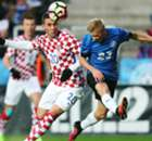 WATCH: Croatia concede after 57 secs!