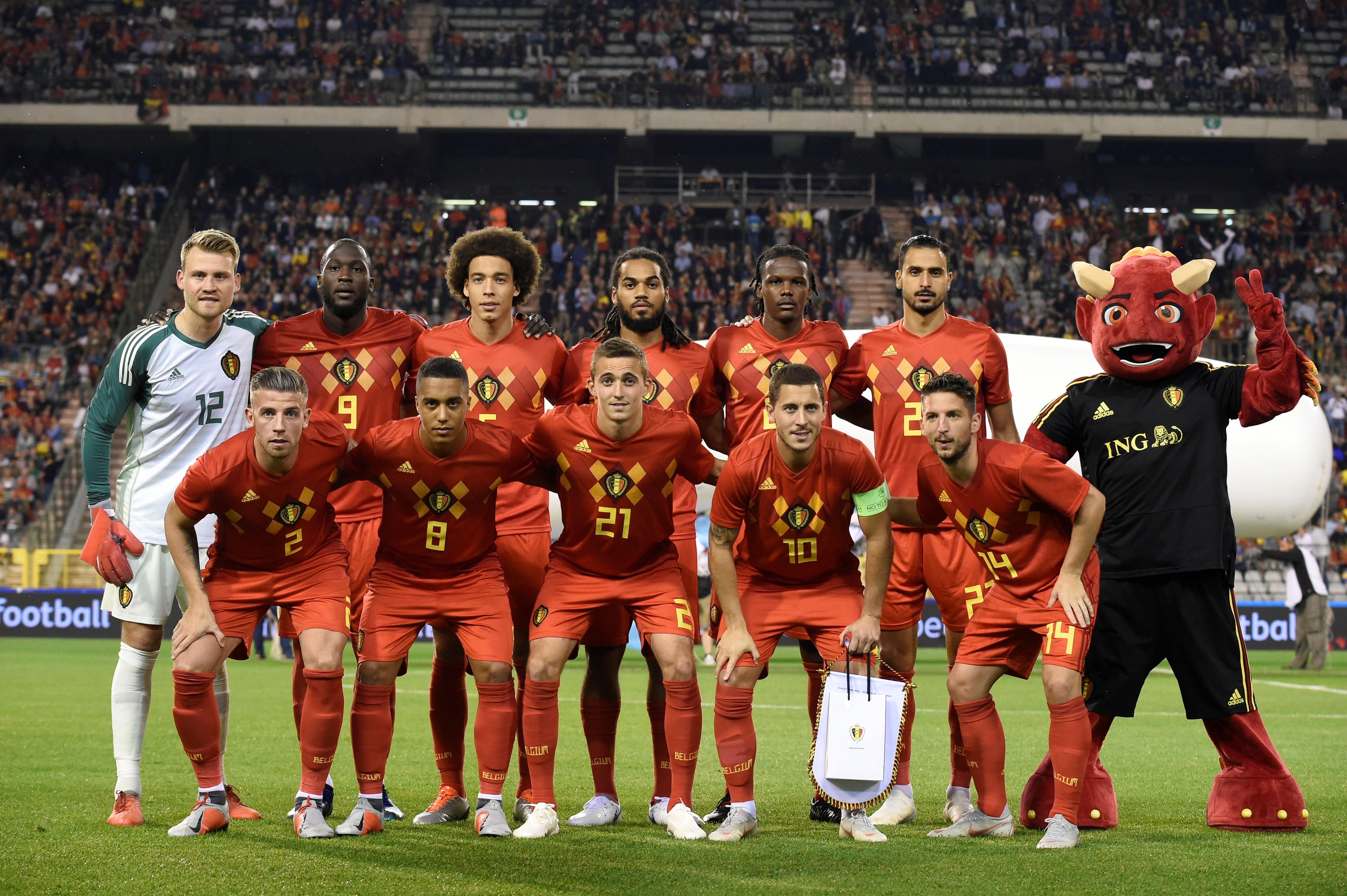 Qualifications Euro 2020 - La liste de la Belgique avec Matz Sels (Strasbourg)