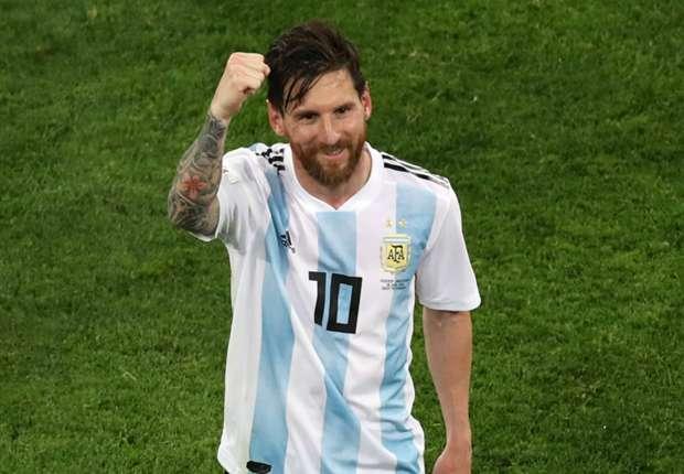 ca59496a56ba00 France vs Argentina team news  Messi to face Griezmann