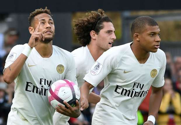 Kylian Mbappe  Neymar is still Paris Saint-Germain s superstar ... cab26770e04