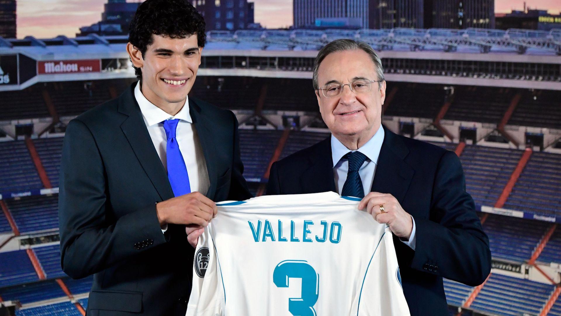 Jesus Vallejo Real Madrid