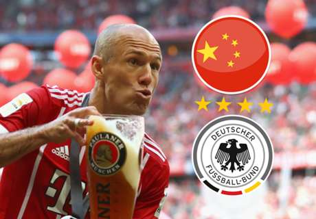 China U20s to play in German league