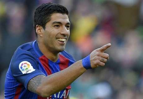 ¿Suárez a la MLS con Lodeiro?