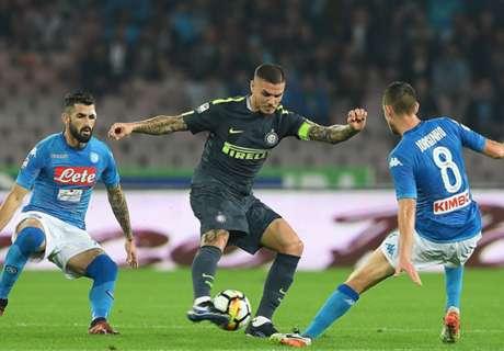 Tanto tuonò che non piovve: Napoli-Inter, è 0-0