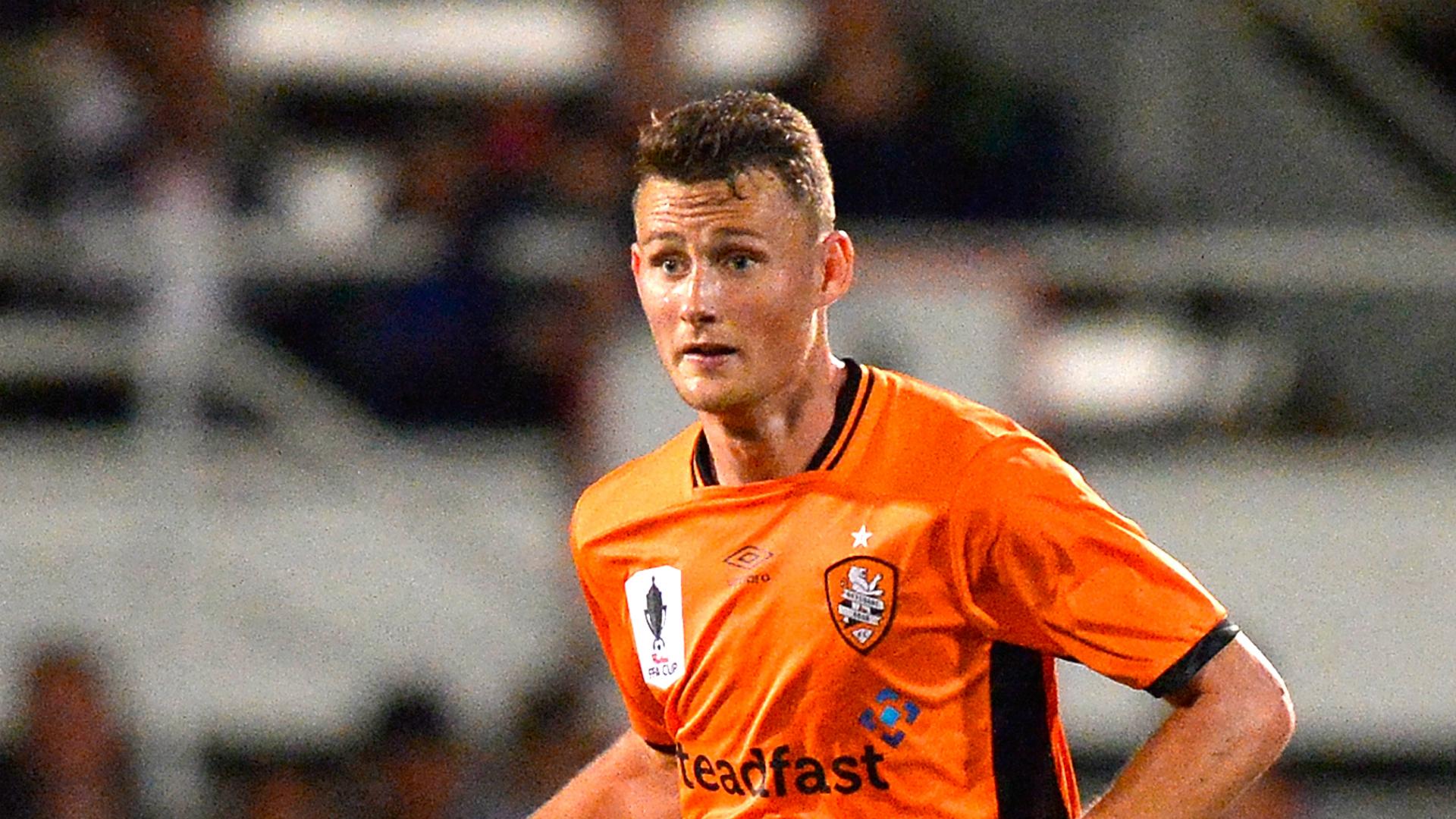 Daniel Bowles Brisbane Roar v Perth Glory FFA Cup 10082016