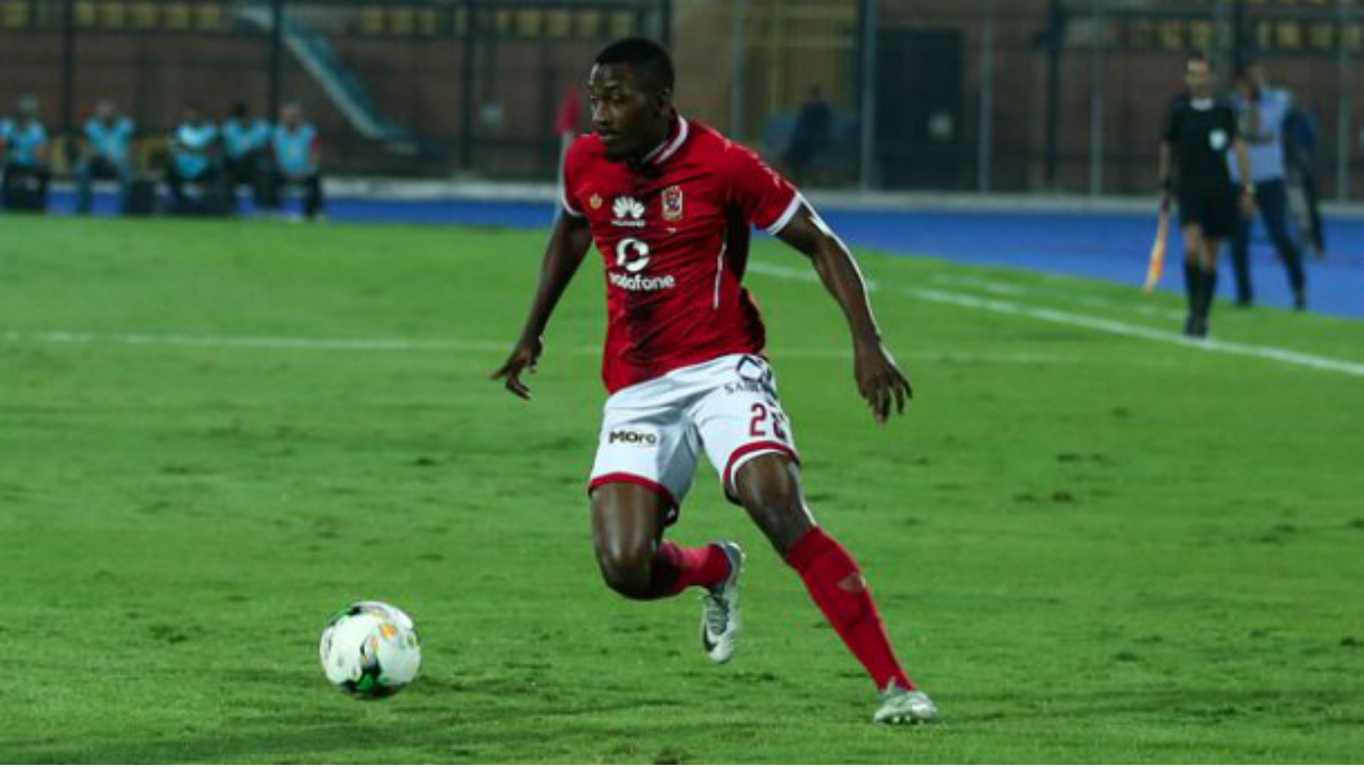 Junior Ajayi: Leaving Al Ahly won't be my decision