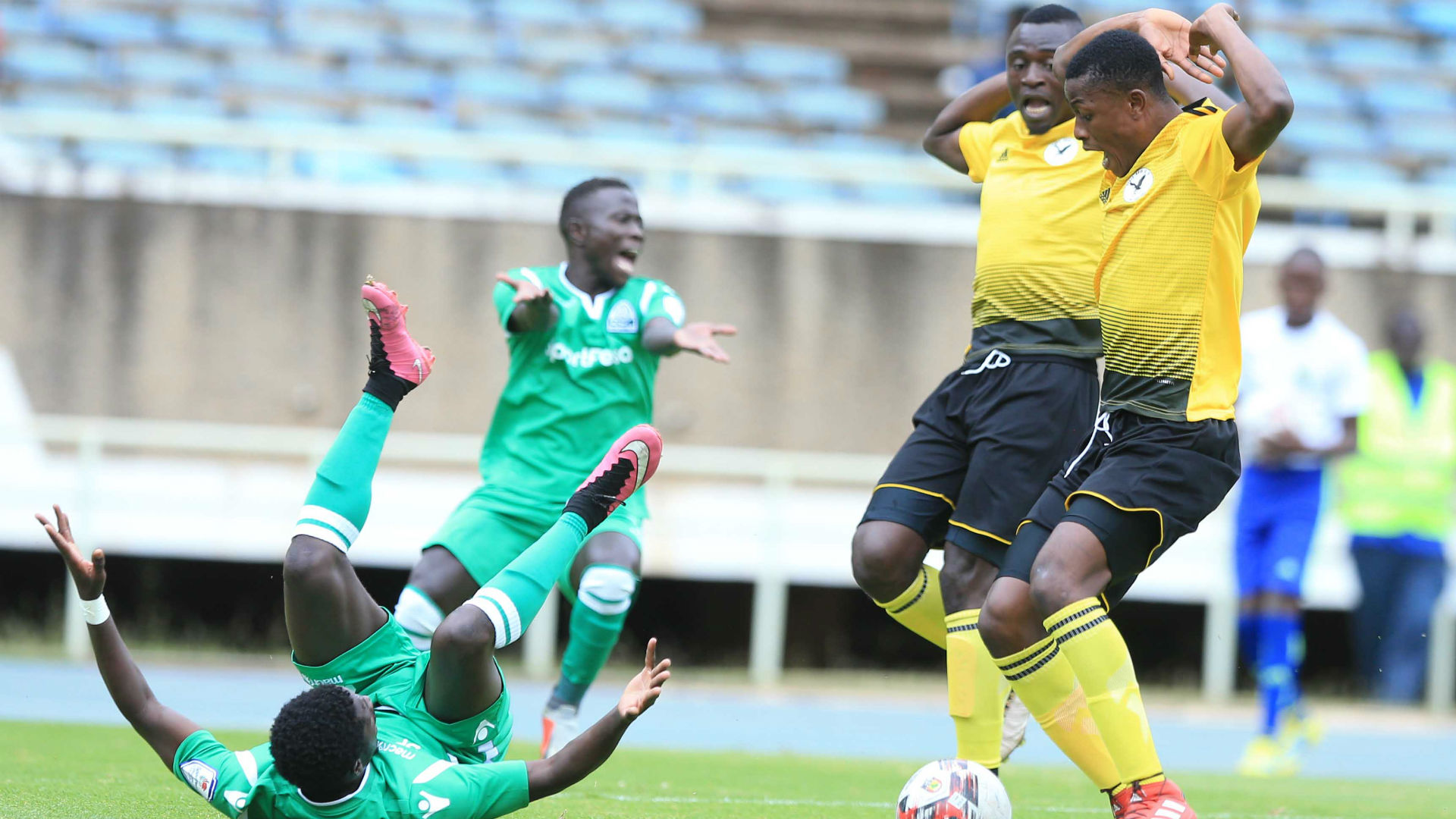 Caf Champions League: Boost for Gor Mahia as two players cleared to face USM Alger