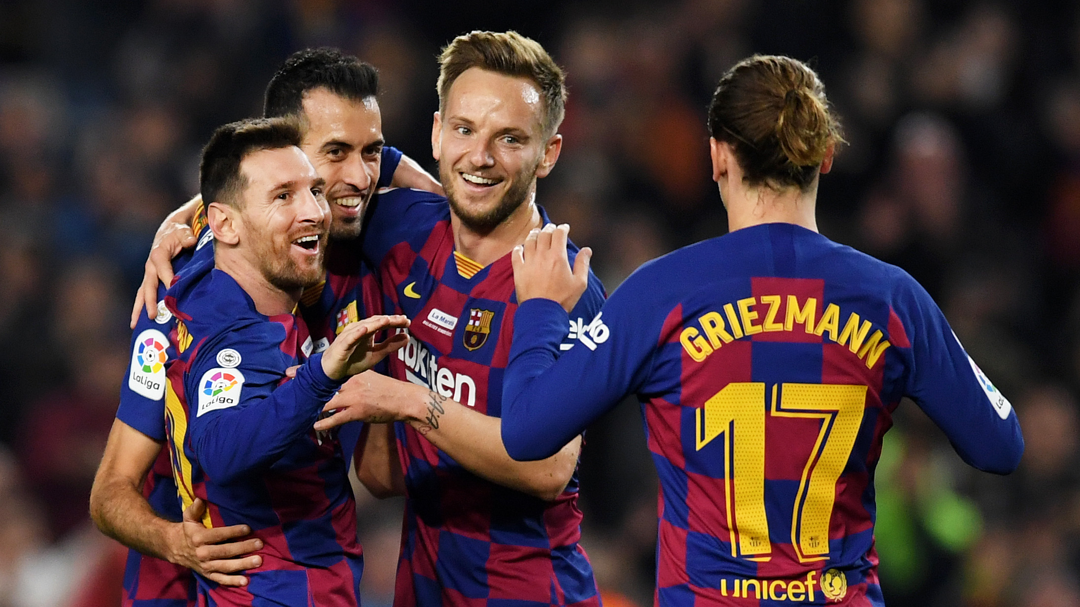 Messi hat-trick a good way to celebrate sixth Ballon d'Or – Valverde