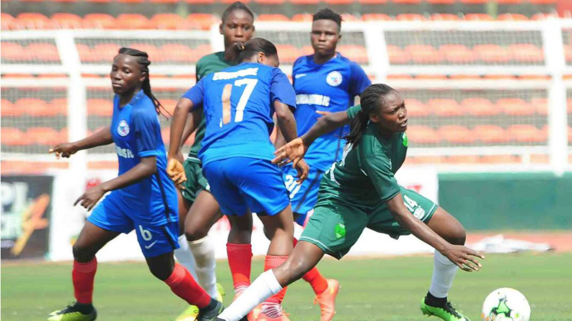 NFF confirm date and venue for Nigeria Women's Federation Cup final