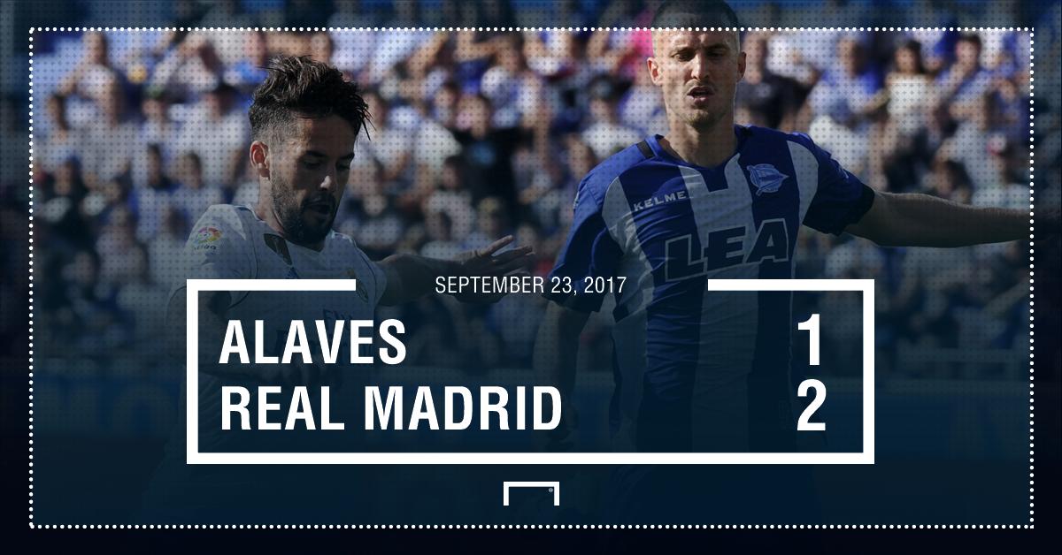 Alaves Madrid graphic