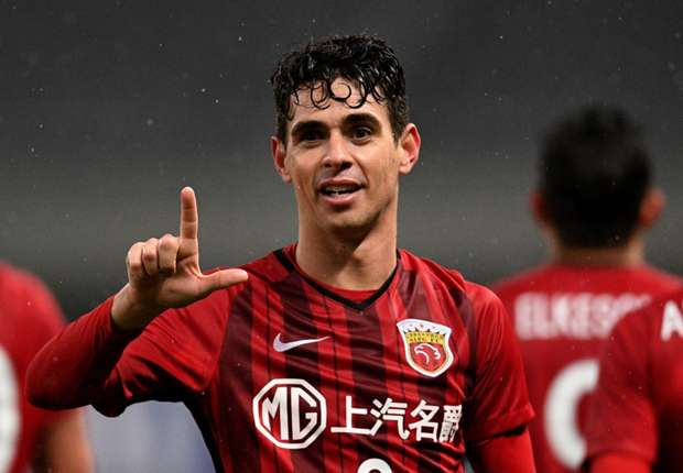 What happened to Oscar? The ex-Chelsea wonderkid paid £21m a year in China