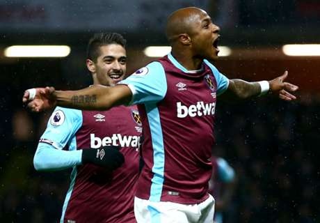 Ayew ensures point for West Ham