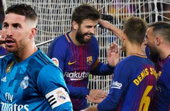 Pique reveals how Barcelona stars troll Real Madrid rivals on secret WhatsApp group