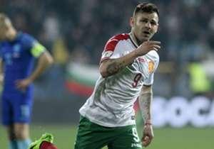 Waarschijnlijk hadden nog weinig FIFA 17-spelers van Spas Delev gehoord, maar tegen Oranje zette hij zichzelf op de kaart.