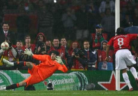 Anderson reveals Man Utd pen nerves