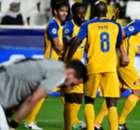 Borussia Dortmund faalt op Cyprus