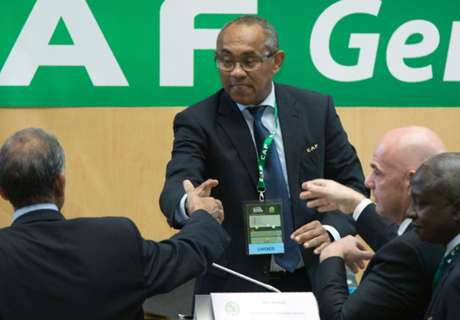 Ahmad on Caf's specification for Afcon hosting
