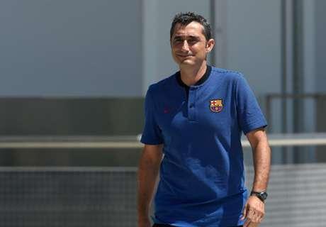 Valverde habló sobre Ney
