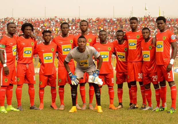 How Ghanaians reacted to Kotoko's win over Nkana in Caf Confederation Cup