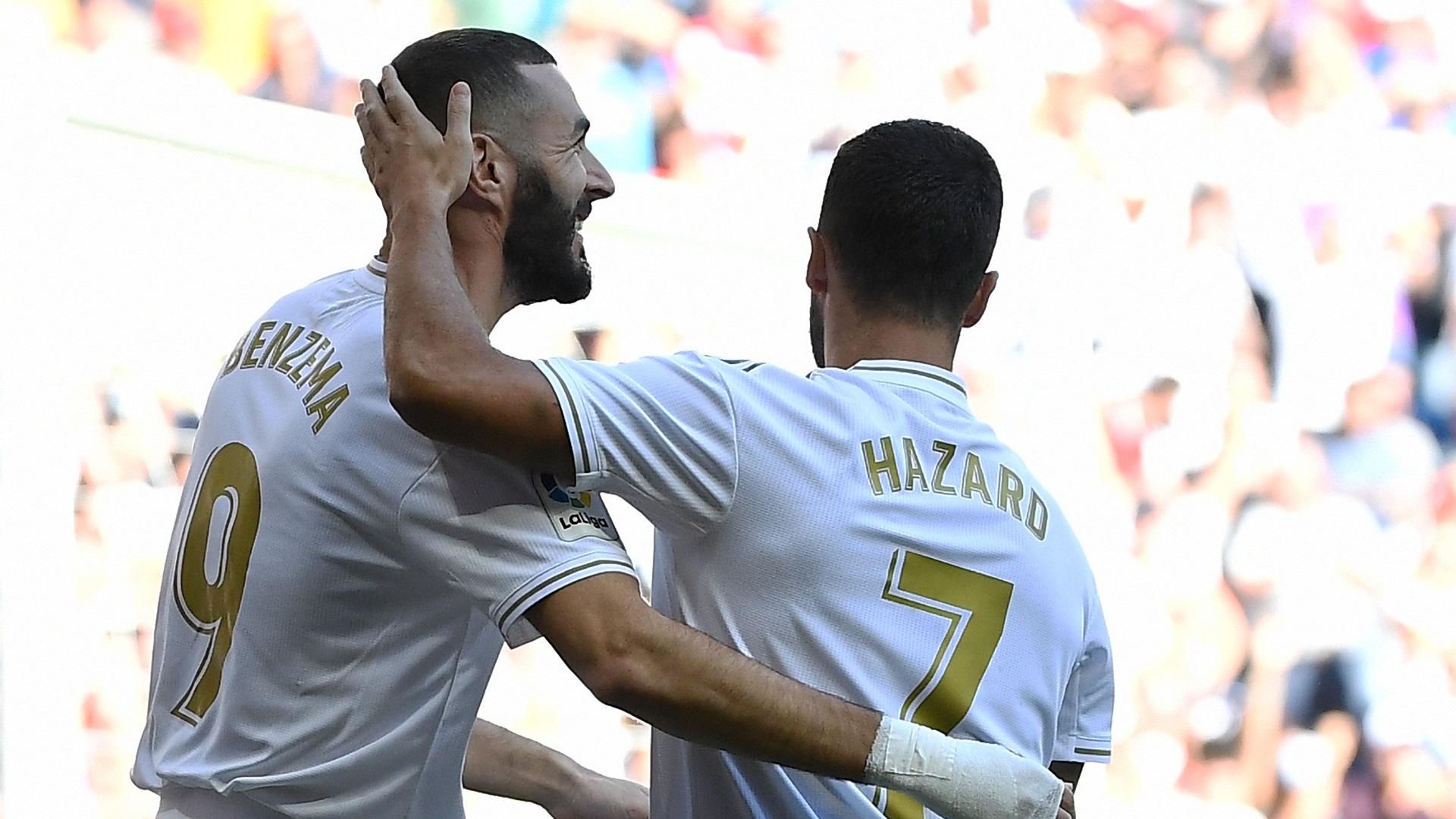 Le Real Madrid veut verrouiller Benzema