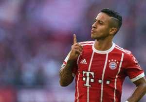 Woche fünf beim FIFA Ultimate Team - und aus der Bundesliga sind mit Thiago und Joshua Kimmich zwei Bayern-Spieler mit dabei.