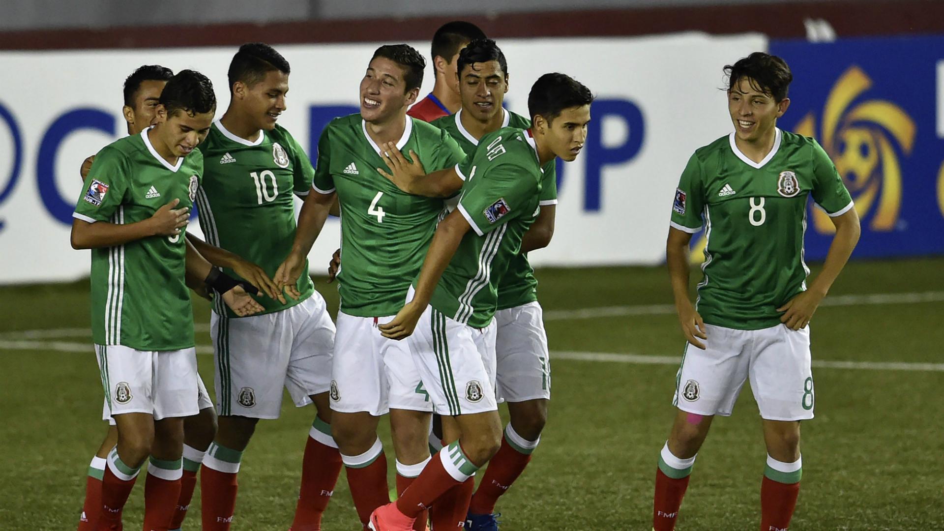 Mexico U-17 2017