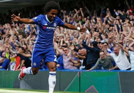 Willian dementiert Chelsea-Abgang