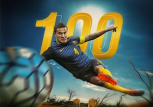 Tim Cahill mencatatkan sejarah dengan menembus 100 caps bersama Socceroos, tapi apakah ia yang pertama? Dan siapa saja kolektor terbanyak mereka? Goal merangkum sepuluh besarnya...