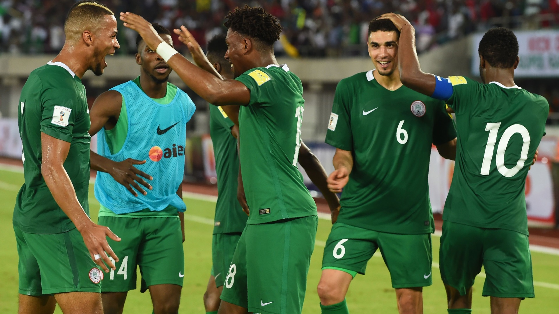 Nigeria's World Cup hopes dependent on players' fitness, says Leon Balogun