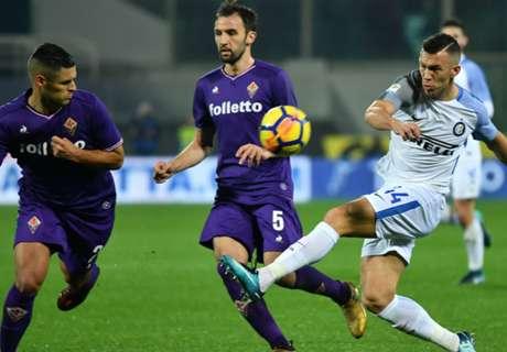 A Fiorentina az Intert is megtréfálta