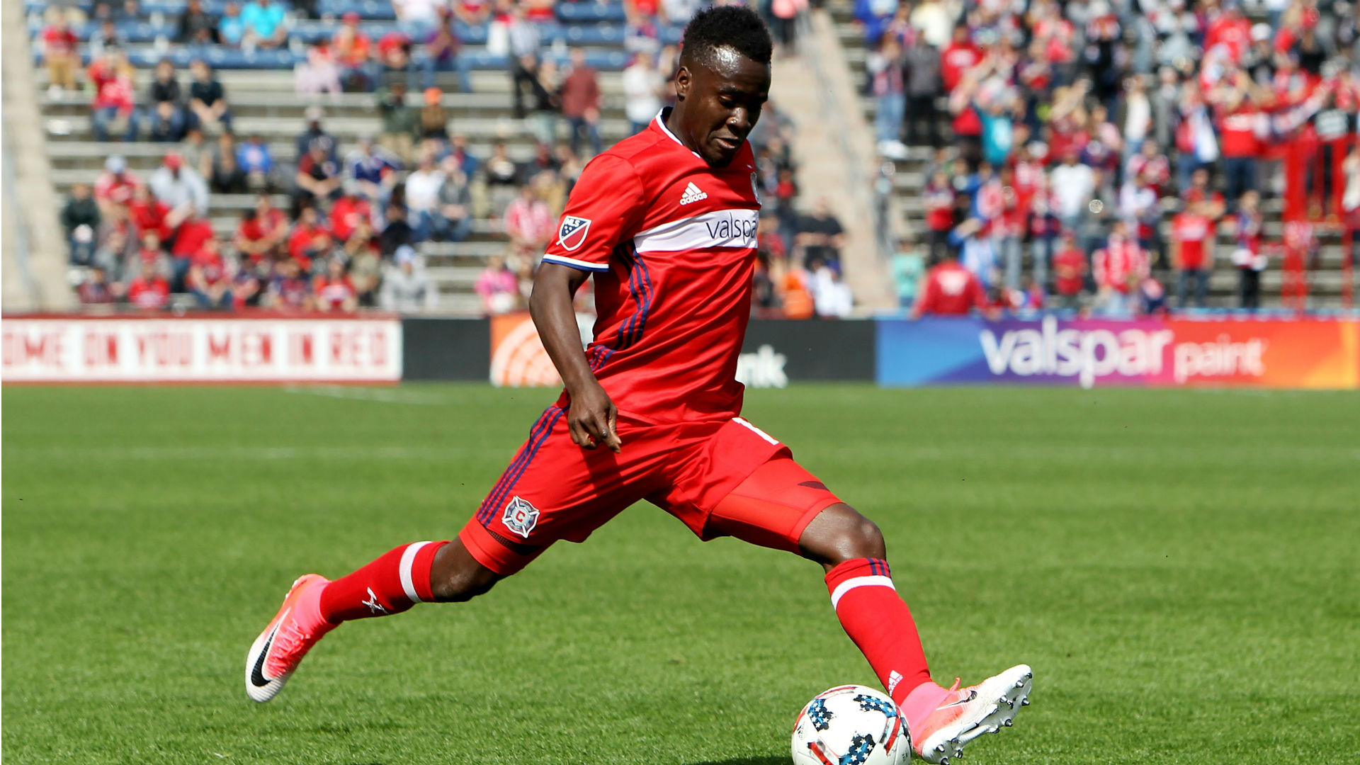 David Accam - Chicago Fire