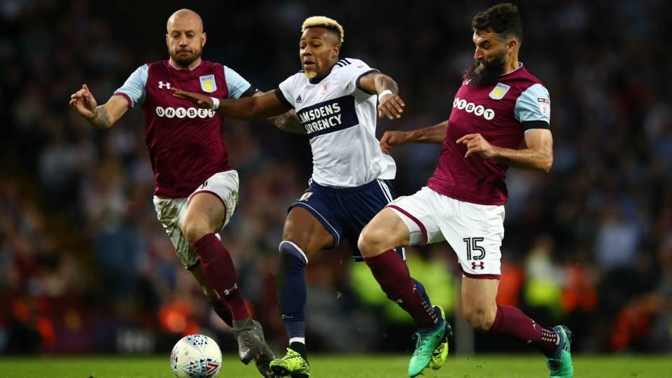 Mile Jedinak Aston Villa