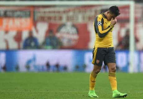 Warga Cile Minta Sanchez Tinggalkan Arsenal