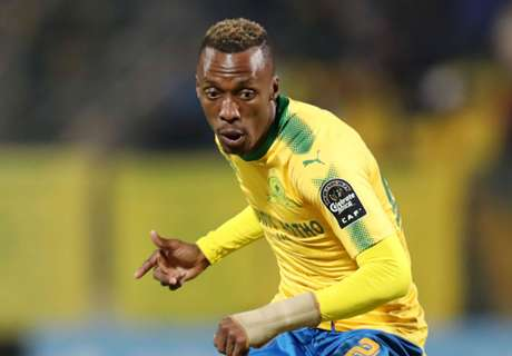 Twitter reacts to Sundowns' loss to Wydad