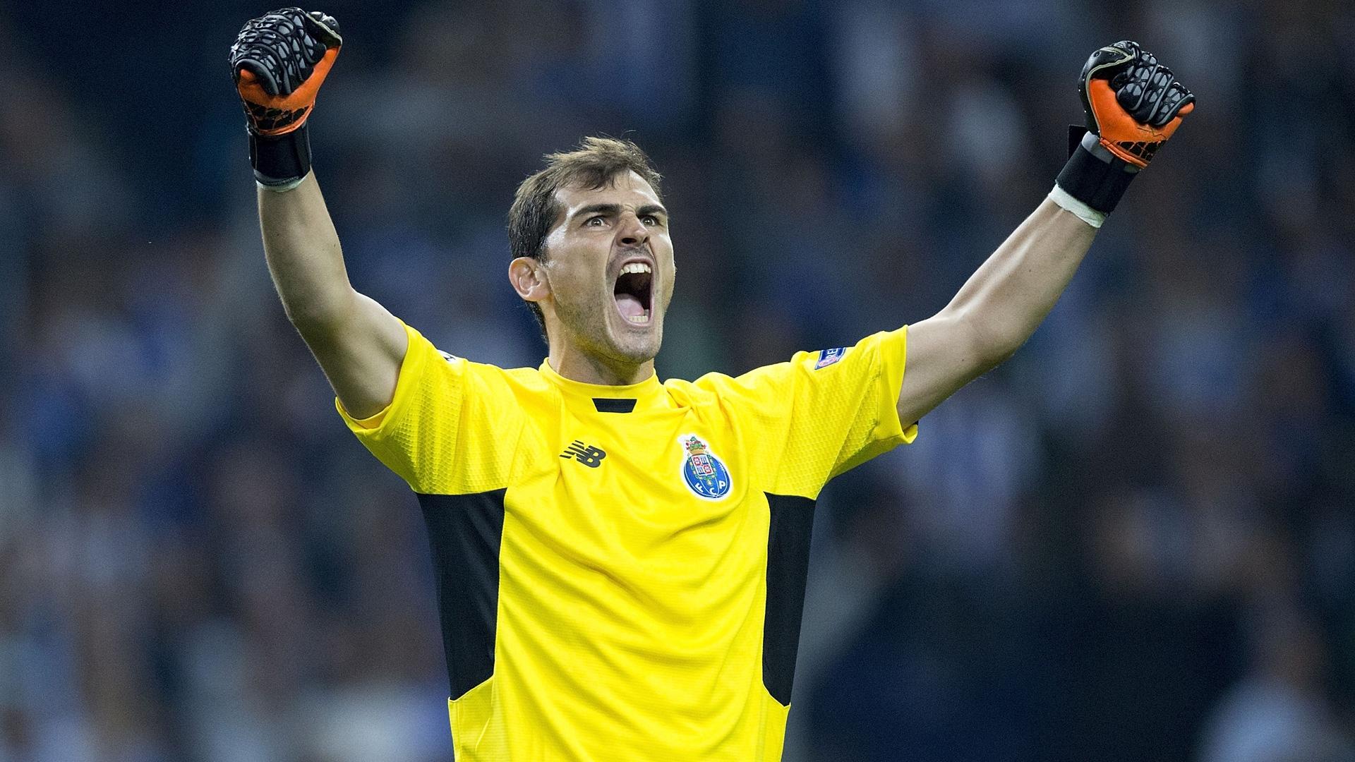 Liverpool podría ser el nuevo club de Iker Casillas