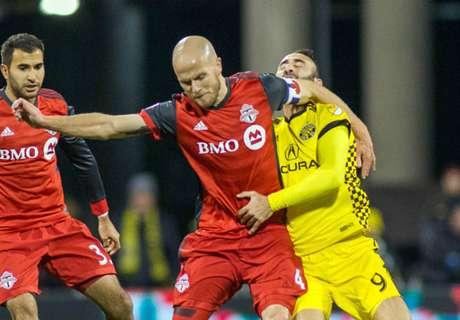 Toronto FC confident after stifling Crew attack