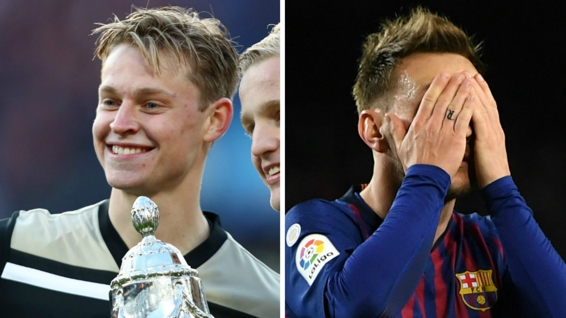 De Jong arrival set to leave Rakitic with peripheral role at Barcelona