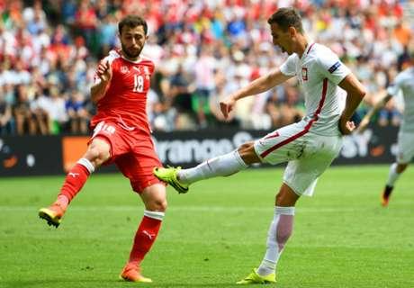 Euro 2016: Suiza (4)1-1(5) Polonia
