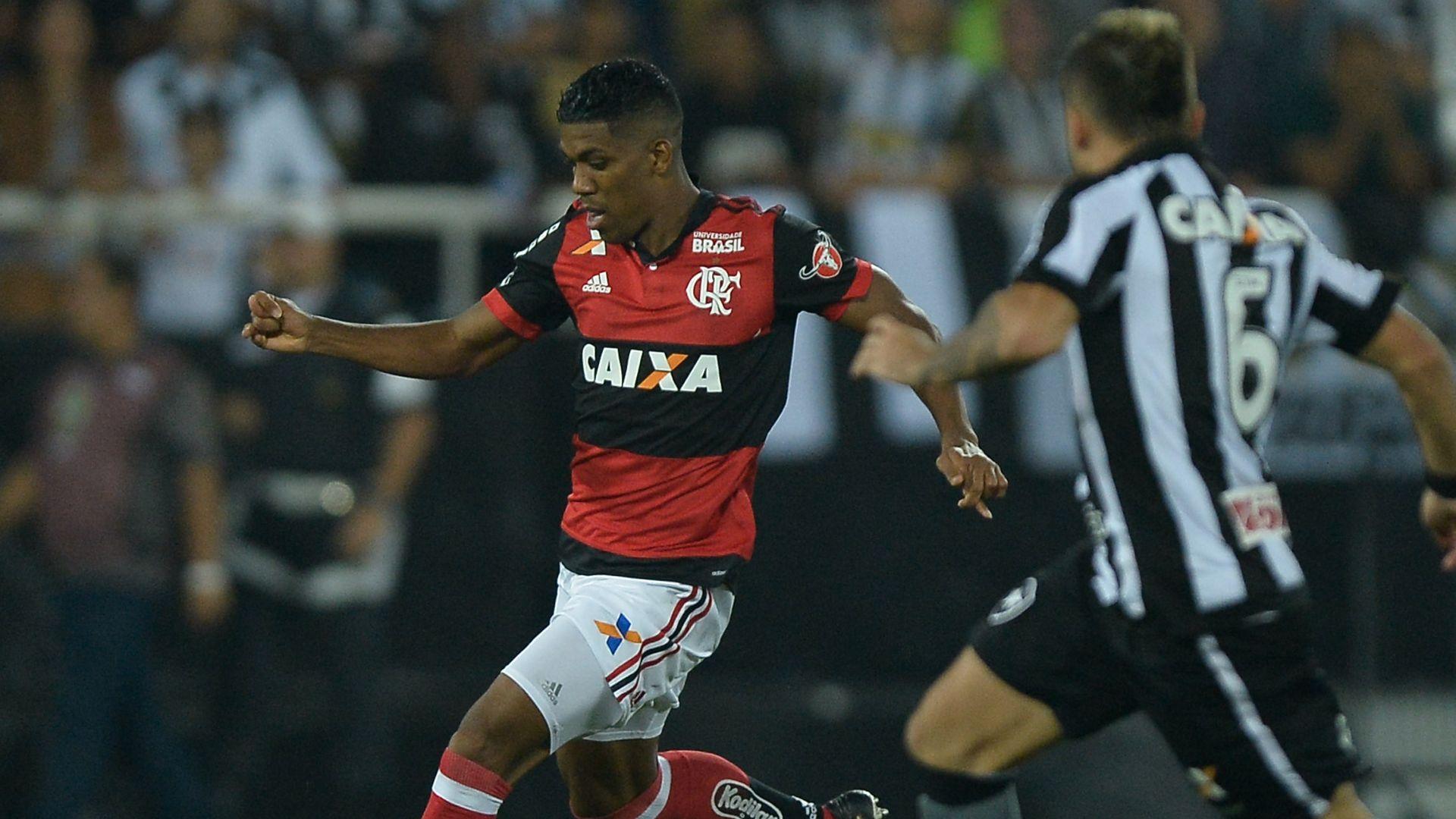 Orlando Berrio Botafogo Flamengo Copa do Brasil 16082017