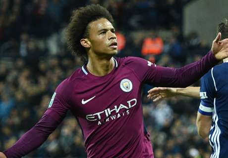 Sane shines but City hit by fresh set-back