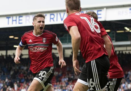 Fulham's Cairney hails Chelsea loanees