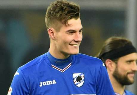 Youngster Sampdoria Tersanjung Diminati Inter