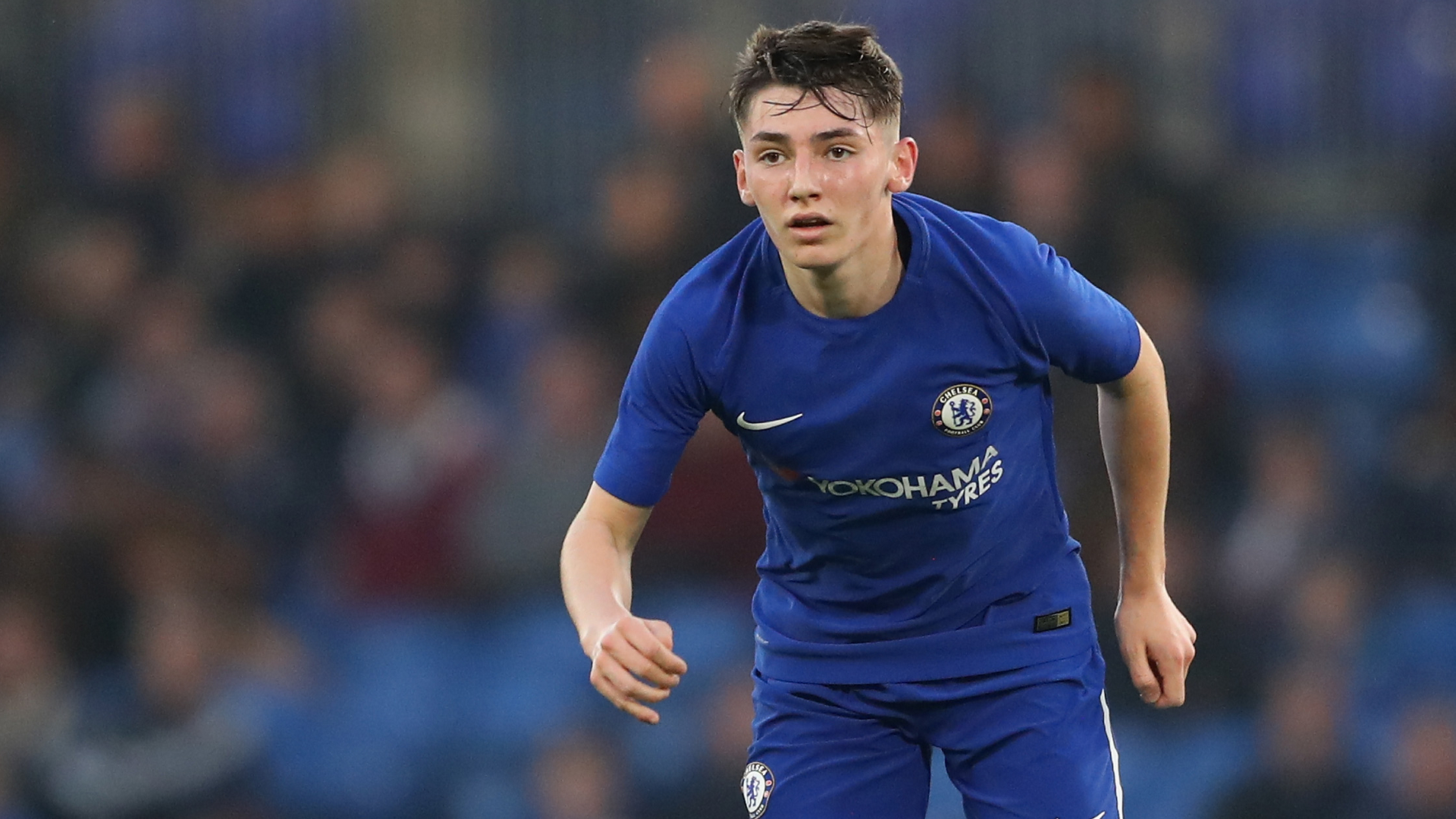 meet billy gilmour the latest chelsea academy star making a name