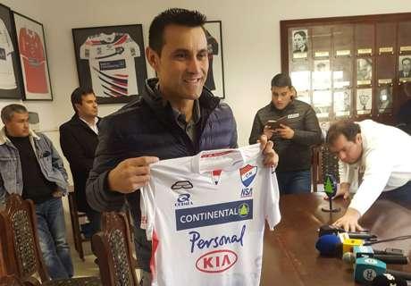 Justo Villar jugará en Paraguay