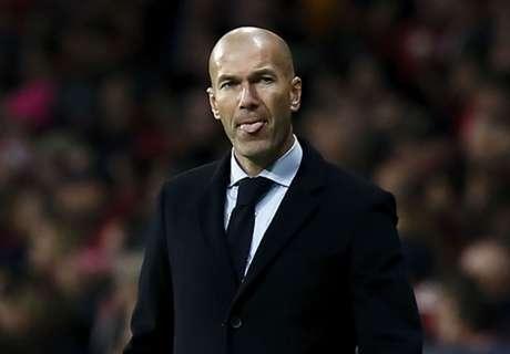 Real, Zidane n'a plus que Muñoz devant lui