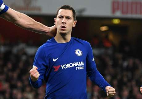 Hazard out to attack Arsenal in 'special' semi