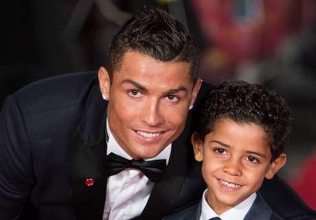WATCH: Ronaldo Jr. scores lovely FK